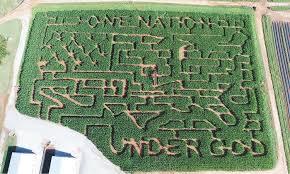 Atlanta Pumpkin Patch Corn Maze by Fall Harvest Festival Southern Belle Farm Fall Fun Corn Maze