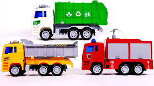 100 Garbage Truck Youtube Kids Dump Fire And For Children Opening