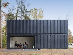 100 Shipping Containers For Sale New York A Container Prefab Lab Is Built In Only 4 Hours Dwell