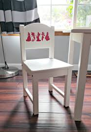 IKEA Hack: SUNDVIK Kid's Table & Chairs - Simply {Darr}ling Ikea Mammut Kids Table And Chairs Mammut 2 Sells For 35 Origin Kritter Kids Table Chairs Fniture Tables Two High Quality Childrens Your Pixy Home 18 Diy Latt And Hacks Shelterness Set Of Sticker Designs Ikea Hackery Ikea