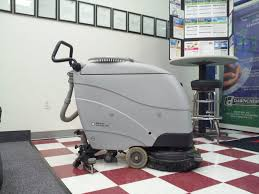 Burnishing Floors After Waxing by Buff Machine Floor Akioz Com