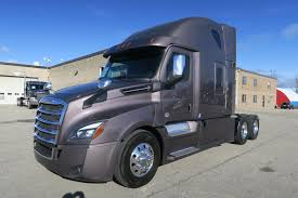 100 Freightliner Select Trucks 2019 Cascadia 72 Sleeper With Photos 4194084