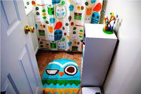 Owl Bathroom Set Kmart by Owl Bathroom Decorimage Of Owl Bathroom Decor Curtains Owl