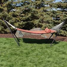 Sunnydaze Universal Multi-Use Heavy-Duty Steel Hammock Stand, 2 ... Fniture Indoor Hammock Chair Stand Wooden Diy Tripod Hammocks 40 That You Can Make This Weekend 20 Hangout Ideas For Your Backyard Garden Lovers Club I Dont Have Trees A Hammock And Didnt Want Metal Frame So How To Build Pergola In Under 200 A Durable From Posts 25 Unique Stand Ideas On Pinterest Diy Patio Admirable Homemade To At Relax Your Yard Even Without With Zig Zag Reviews Home Outdoor Decoration