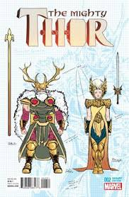 Thor 1998 2004 2nd Series 3 Marvel Comic Book Cover