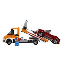 Lego City Flatbed Truck - International Towing Recovery Museum ...