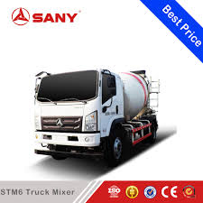 Sany Stm6 6 M3 Diesel Mobile Concrete Cement Mixer Truck Price In ... China Sinotruck Howo 6x4 9cbm Capacity Concrete Mixer Truck Sc Construcii Hidrotehnice Sa Triple C Ready Mix Lorry Stock Photos Mixing 812cbmhigh Quality Various Specifications And Installing A Concrete Batching Plant In Africa Volumetric Vantage Commerce Pte Ltd 14m3 Manual Diesel Automatic Feeding Cement This 2400gallon Cocktail Shaker Driving Across The Country Is Drum Used Mobile Mixers