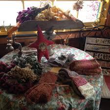 Winterberry Christmas Tree Farm by Wool Winterberry Farmstand
