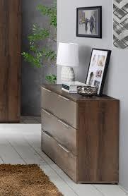 kommode sideboard anrichte wohnzimmer schlammeiche cacao 120cm