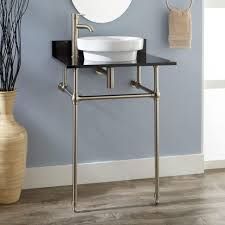 Home Depot Vessel Sink Stand by Console Basin Leg Combos Sinks The Home Depot American Standard