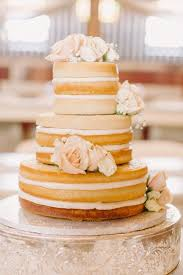 Rustic Vintage Wedding Cakes For Barn