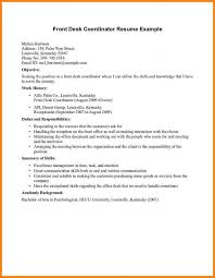 luxury ideas medical front desk resume 9 office assistant resumes