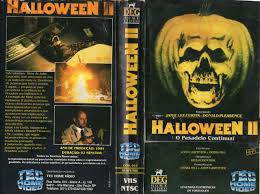 Cast Of Halloween 2 1981 by The Horrors Of Halloween Halloween Ii 1981 Newspaper Ads Vhs