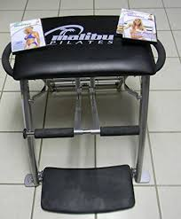 Pilates Ball Chair South Africa by Amazon Com Malibu Pilates Chair With 3 Workout Dvds Pilates