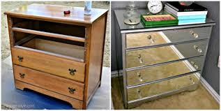 Hayworth Mirrored Dresser Antique White by Furniture 83 Mirrored Furniture 2490759 Hayworth Mirrored Silver