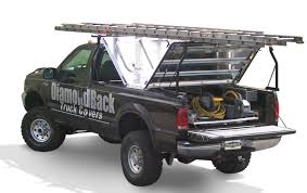 The Diamondback Contractor Series Truck Tonneau Cover