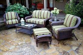 Creative of Wicker Resin Patio Furniture with Choosing And Maintaining Great Patio Furniture For Your