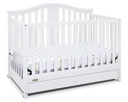 Graco Espresso Dresser Furniture by Graco Graco Solano 4 In 1 Convertible Crib With Drawer U0026 Reviews