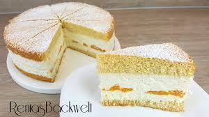 käse sahne torte einfach lecker
