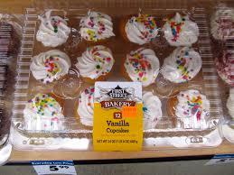 FileFirst Street Bakery 12 Vanilla Cupcakes 15140617434