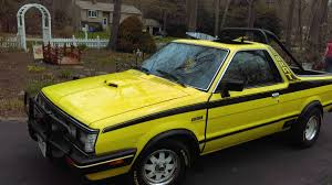 100 Medford Craigslist Cars And Trucks 1984 Subaru BRAT GL 4cyl Auto For Sale In Wethersfield