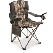 Sears Folding Lounge Chairs by Guide Gear Mossy Oak Break Up Country Oversized King Chair 500 Lb