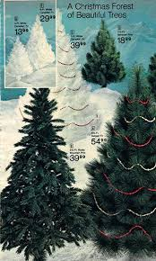 Sears Christmas Trees But The Fake Tree Was Not Dead Yet Canada 2017