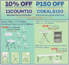 Cost U Less-Office Furniture Manila,Furniture Supplier ... Panton Chair Promotion Set Of 4 Buy Sumo Top Products Online At Best Price Lazadacomph Cost U Lessoffice Fniture Malafniture Supplier Sports Folding With Fold Out Side Tabwhosale China Ami Dolphins Folding Chair Blogchaplincom Quest All Terrain Advantage Slatted Wood Wedding Antique Black Wfcslatab Adirondack Accent W Natural Finish Brown Direct Print Promo On Twitter We Were Pleased To Help With Carrying Bag Eames Kids Plastic Wooden Leg Eiffel Child