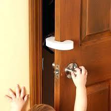 Child Door Knob Locks Lever Door Handle Child Locks Baby Door Knob