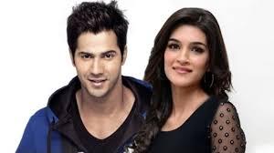 Will Kriti Sanon Be Varun Dhawan s Half Girlfriend Video
