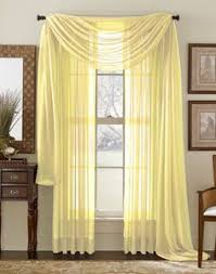 Searsca Sheer Curtains by Curtain Ideas For Large Windows Pattern Grey Sheer