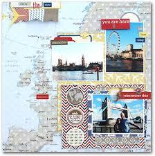 17 Best images about London Calling Scrapbook ideas on Pinterest