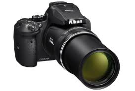 Nikon Coolpix P900 point and shoot has a monstrous 83x zoom