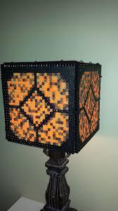 Minecraft Redstone Glowstone Lamp by Redstone Lamp I Made Minecraft