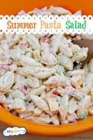 Greek Yogurt Pasta Salad Recipe