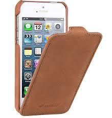 Amazon Melkco Leather Case for Apple iPhone 5 5S Jacka