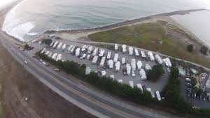 RV Dream New Radio Is Back At Pillar Point Park Just 3 Miles North Of Half Moon Bay The Class B Mobile Unit And A Have Returned