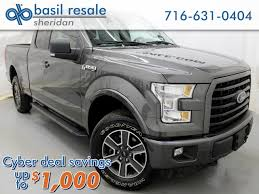 100 Ford Truck 2015 PreOwned F150 XLT SPORT Extended Cab Pickup In