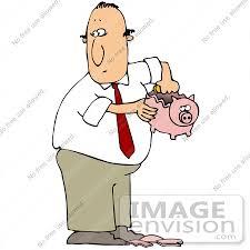 Stealing Money Clipart 1