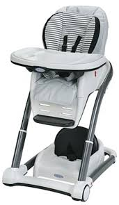 Graco Blossom 4-in-1 High Chair - Accel