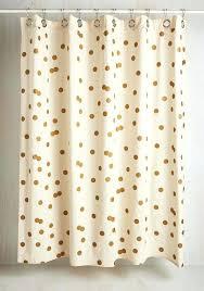 gold polka dot shower curtains target gold polka dot curtains diy