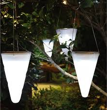10 Easy Pieces Solar Lighting Gardenista