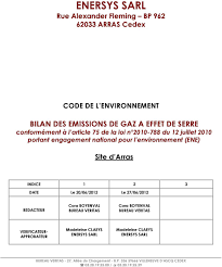 bureau veritas villeneuve d ascq enersys sarl rue fleming bp arras cedex pdf