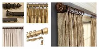 Decorative Metal Traverse Curtain Rods by Custom Curtain Rods Overlooking And Accessing A Private
