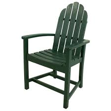 POLYWOOD Classic Green Adirondack All-Weather Plastic Outdoor Dining ... Klaussner Outdoor Mesa W7502 Cdr Set Of Two Ding Room Polywood Classic Green Adirondack Allweather Plastic Amazoncom Luckyermore Rattan Chairs 4 Patio Gommaire Sienna Teak Chair Luxury Living Trellis Weave All Weather Wicker Terrain Woodard South Beach S604501 Fniture Ethan Allen West Way Vineyard Decators Polywood Curved Back Nofade Mega Walker Edison Grey 2 At