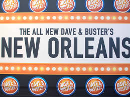 Dave And Busters Halloween 2017 by Dave U0026 Buster U0027s New Orleans Location Opens May 22 Curbed New Orleans