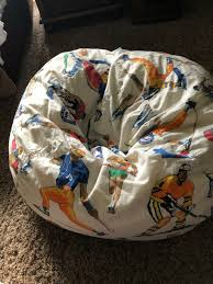 Vintage Wide World Of Sports 70s ABC Bean Bag Chair | EBay Bean Bag Factory Soccer Chair Cover Stuffed Animal Storage Seat Plush Toys Home Organizer Beanbag Amazoncom Ball Sports Kitchen Kids Comfort Cubed Teen Adult Ultra Snug Fresco Misc Blue Gold Nfl Los Angeles Rams Pretty Elementary Age Little Girl On Sports Day Balancing Cotton Evolve Faux Suede Gax Sport Large Small Classic Chairs Sofa Snuggle Outdoor And Indoor Big Joe In Sportsball