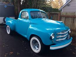 100 1953 Studebaker Truck Pickup For Sale ClassicCarscom CC1117977