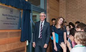 100 North Bridge House NBH Sports Hall Officially Open News