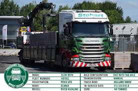 100 Gi Trucking Welcome To This Weeks Tuesday Here We Have Eleri Beth